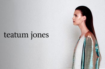 Teatum Jones LFW Commision